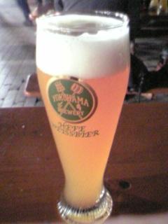 横浜ビール ヘーフェヴァイツェン